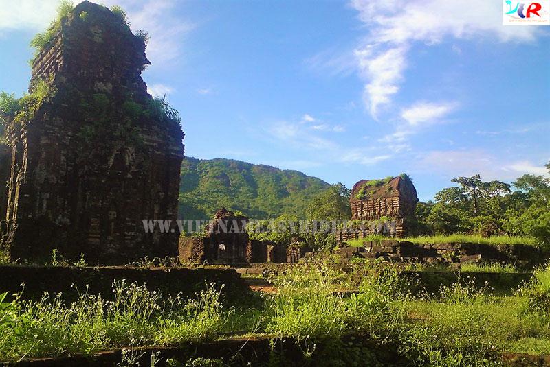 My Son Sanctuary - UNESCO World Heritage Site near Hoi An