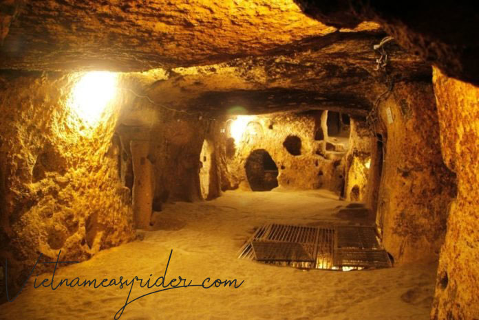 CU CHI TUNNELS - ONE OF THE BEST ATTRACTIONS IN HO CHI MINH CITY