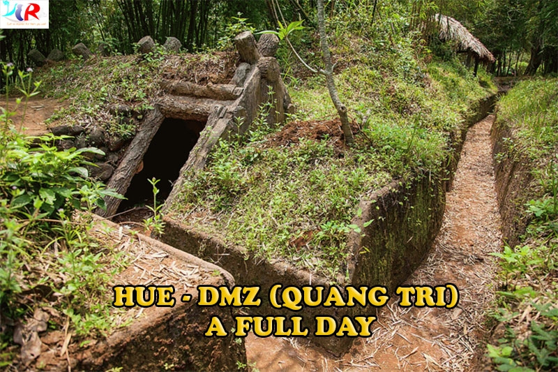 Easy Riders Tour Hue to DMZ