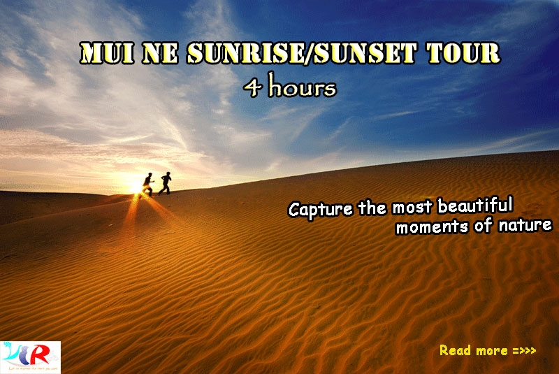 Muine Daily Easyrider Tour- Sunset/sunrise Tour