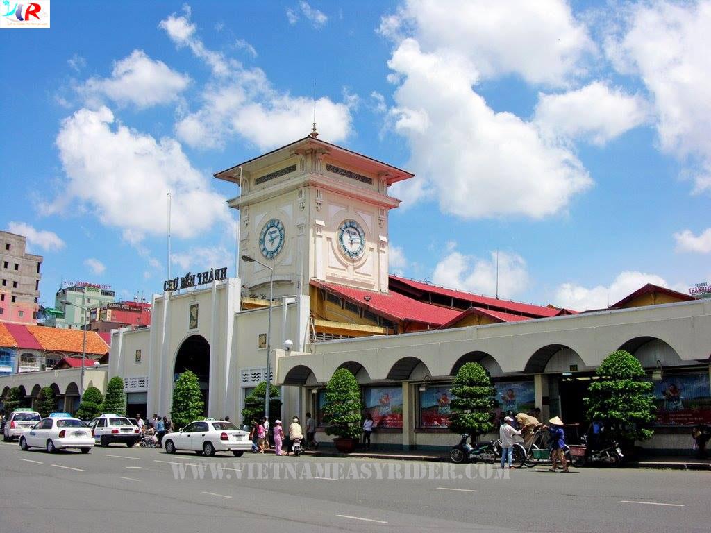 Ben Thanh market - HCM city