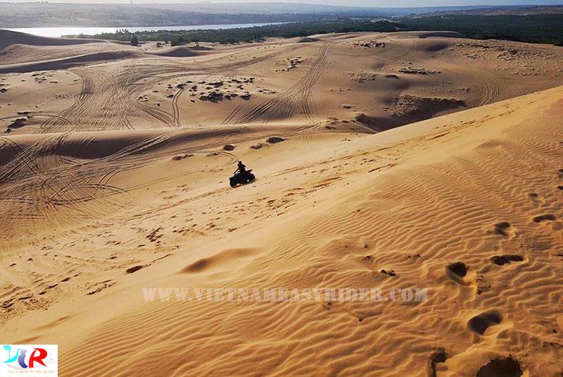 White-sand-dunes-muine-vietnam
