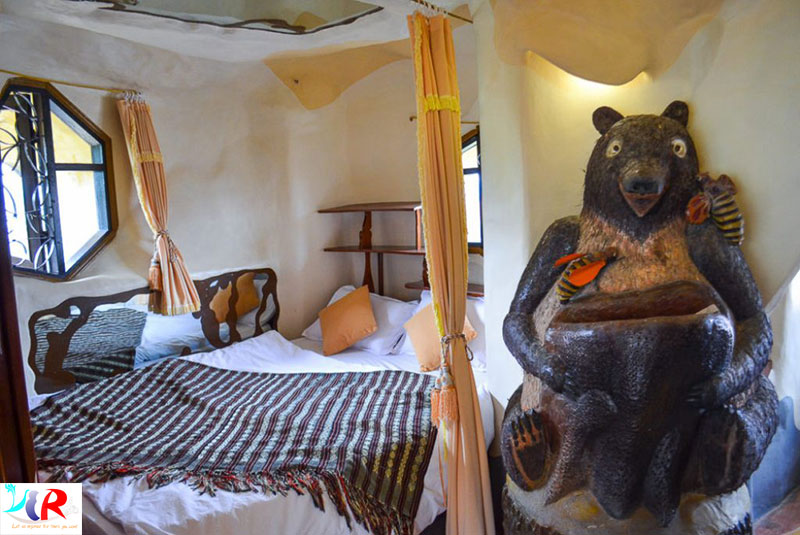 Crazy-house-dalat-bear-room