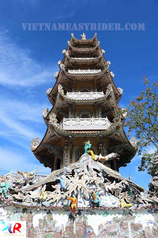 Linh-phuoc-pagoda-Bell-tower